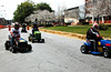 Lawnmower Racing Downtown :