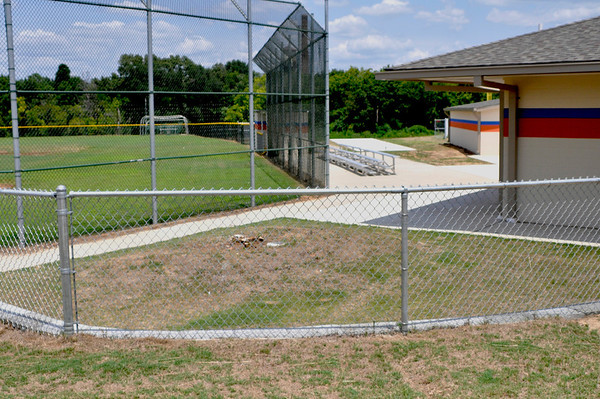 Central High Baseball Field