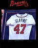 Tom Glavine # 47 Retired :
